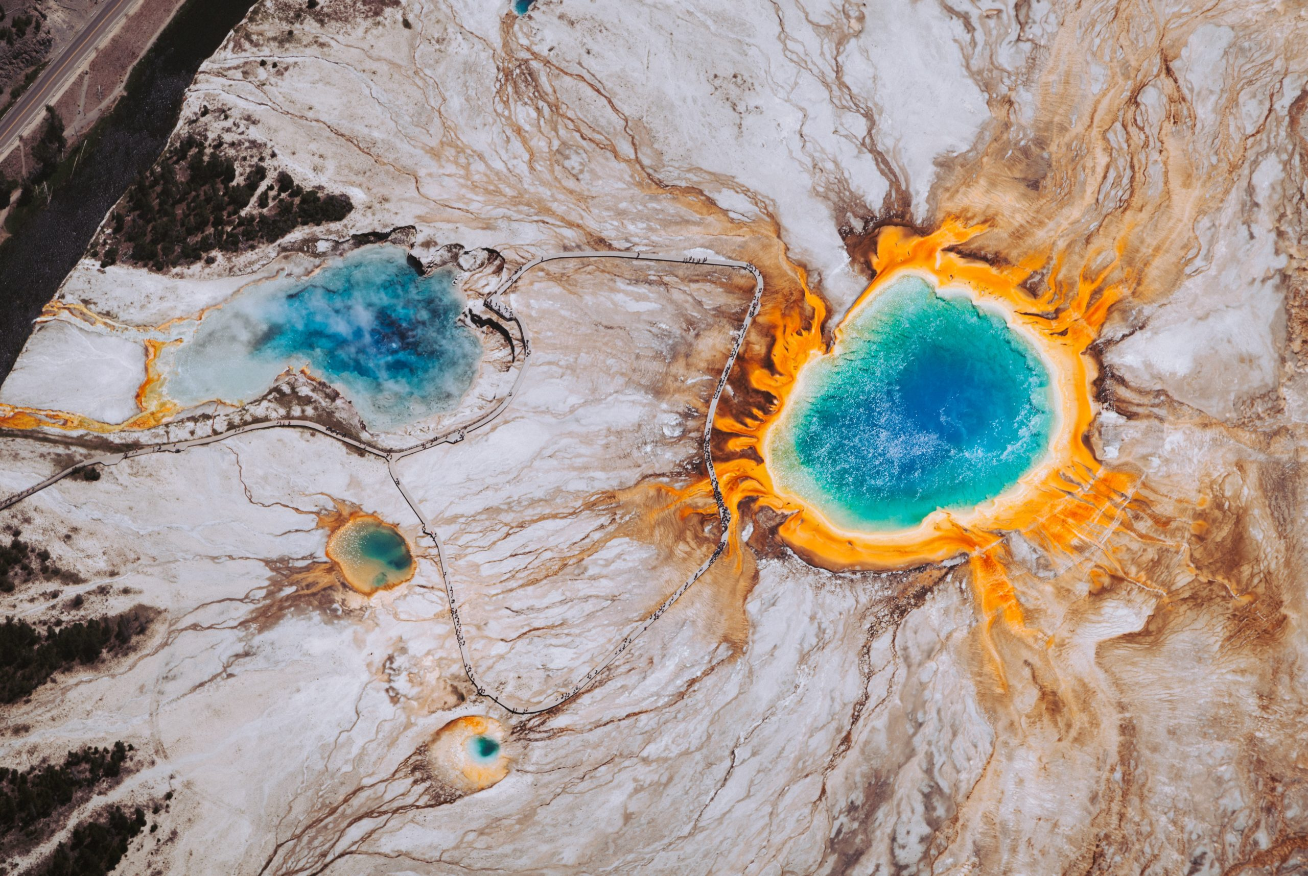 Narodni parki zahodnih ZDA