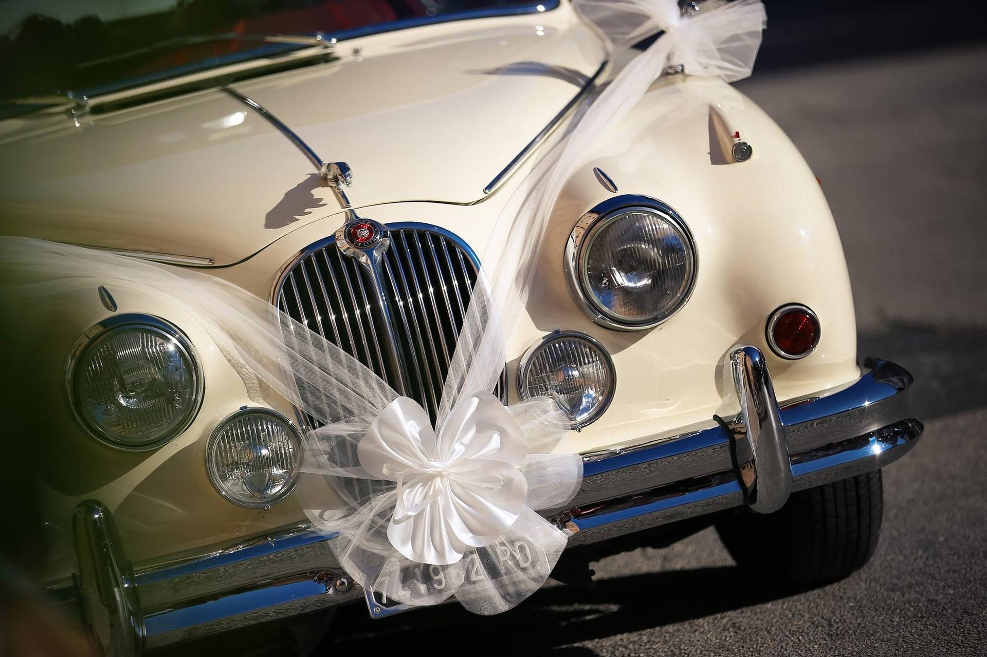 Nasveti za najem vozila za poroko – 2018