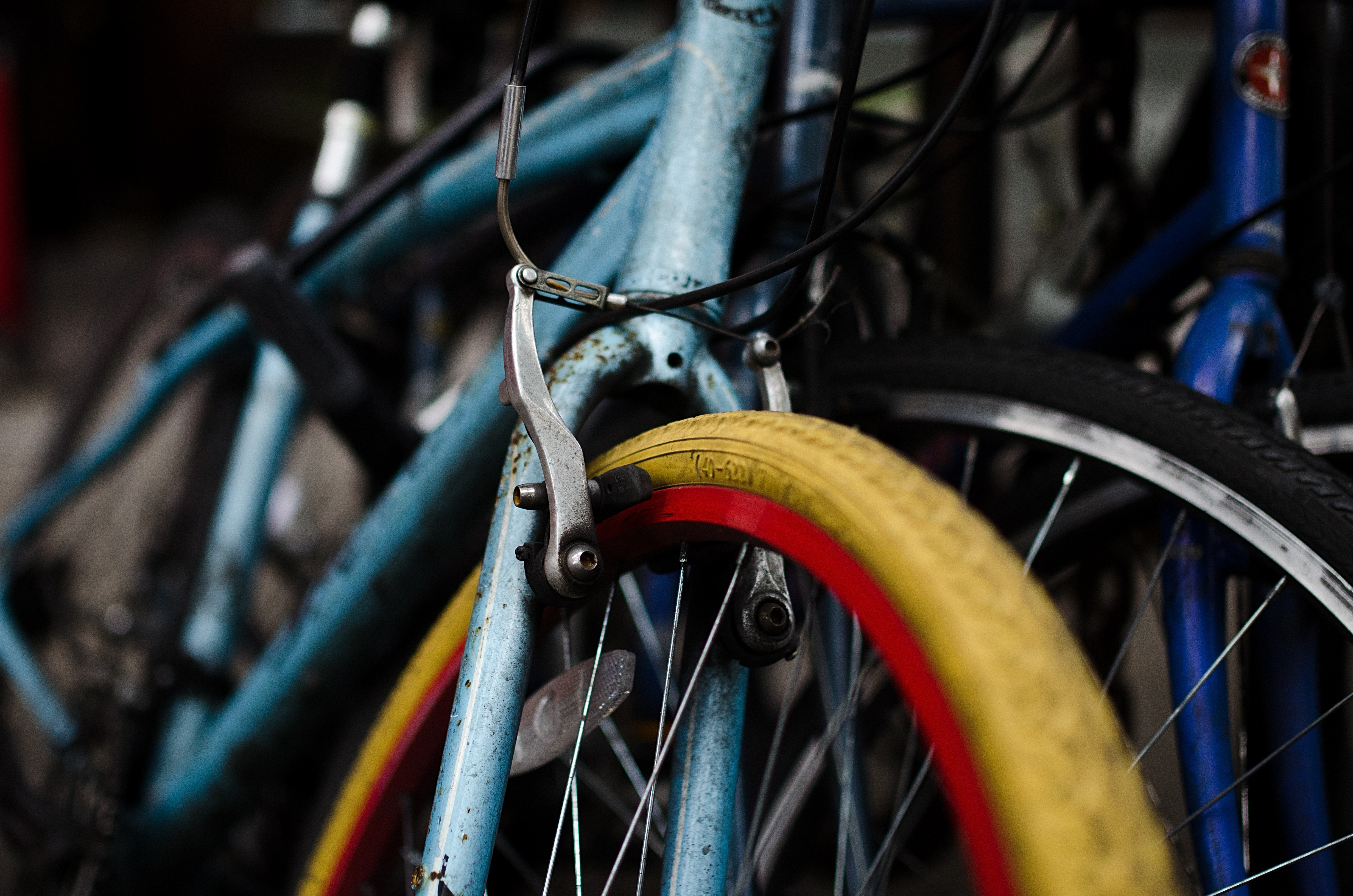 Opis in sestava kolesa