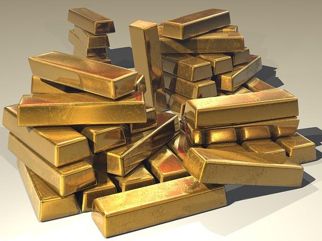 Zlate palice so vrhunska naložba, ki nam daje občutek varnosti