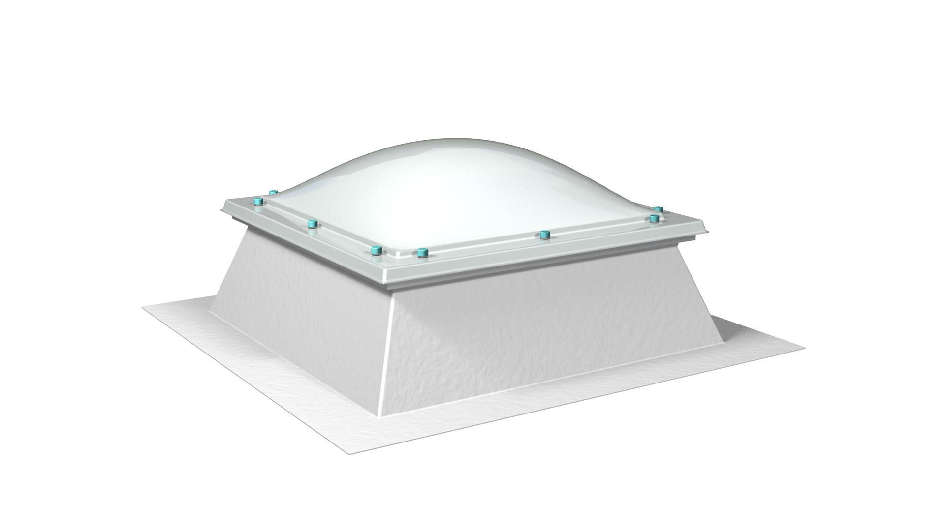kupola za več svetlobe