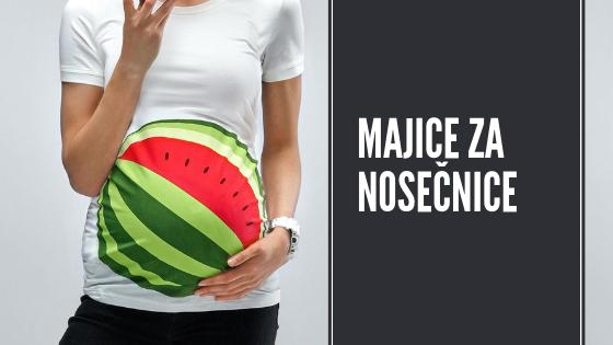 Majice za nosečnice