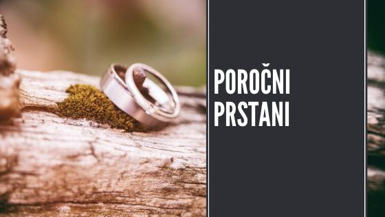 Koristni nasveti za izbiro poročnega prstana