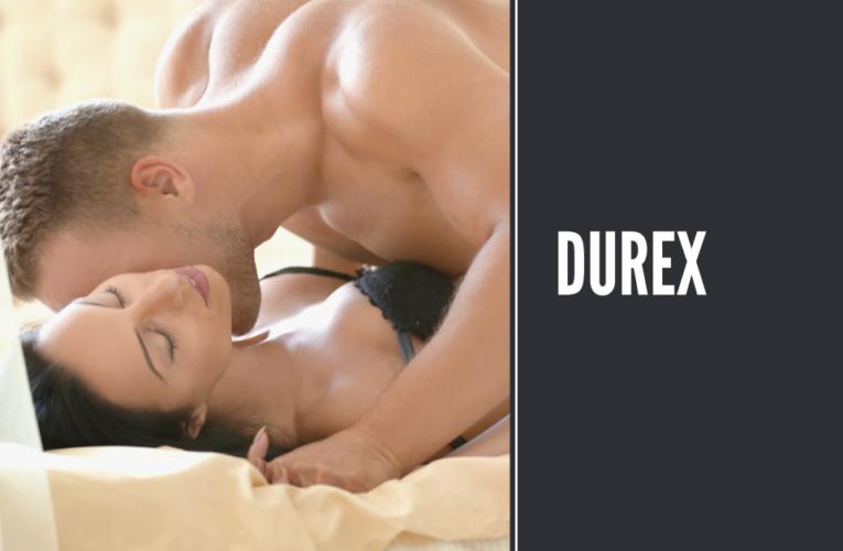 Zakaj je Durex vodilna znamka kondomov?